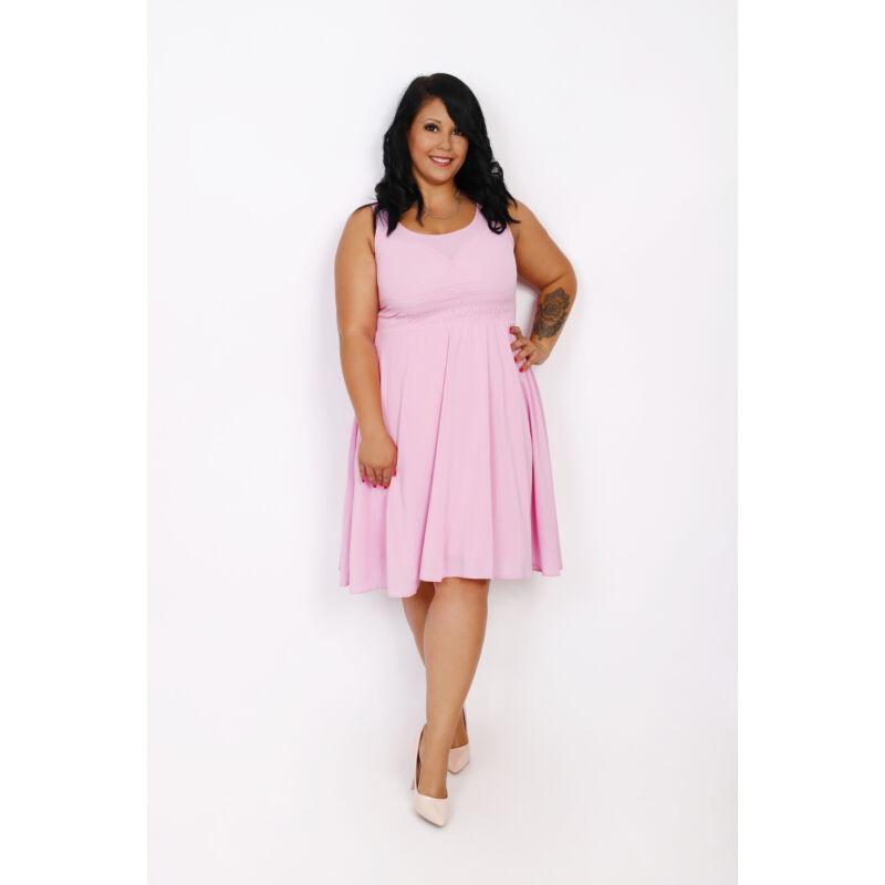 DIVA rózsaszín rövid ruha
