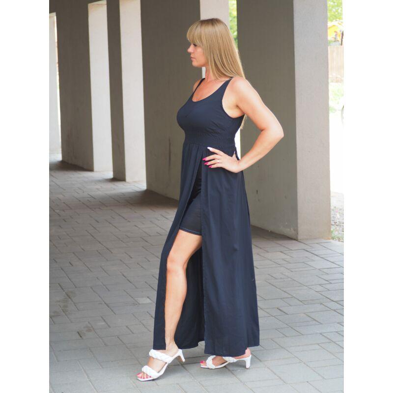 DIVA fekete maxi ruha