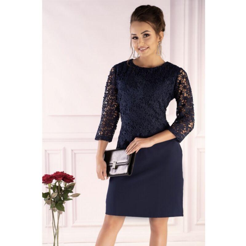 Hantari navy blue ruha