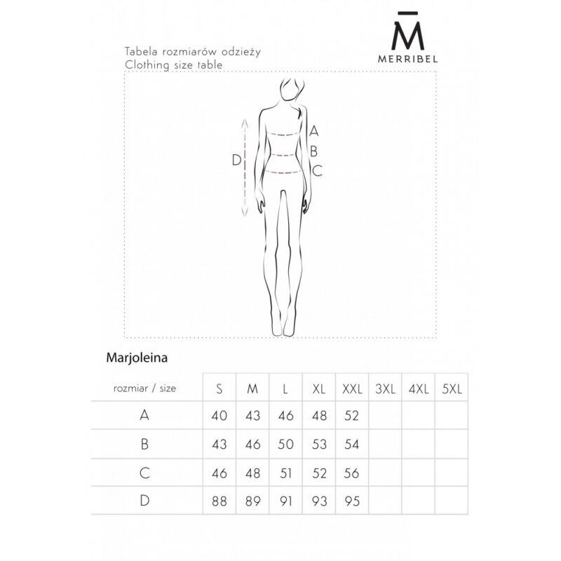 Marjoleina királykék ruha